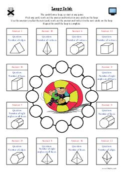 Loopy Solids