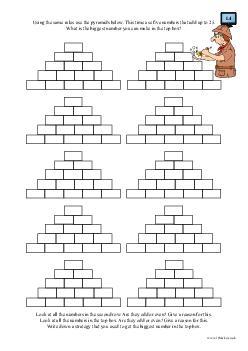 The Odd Pyramid (b)